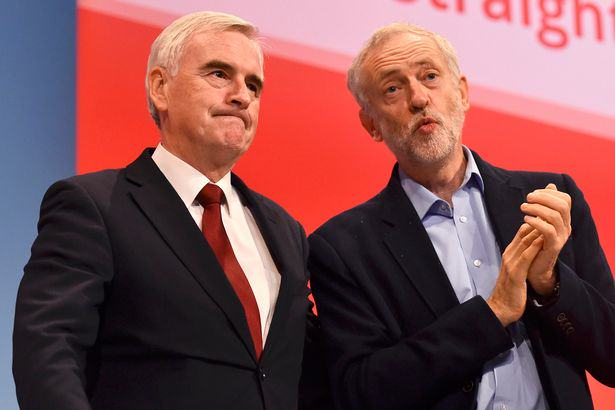 mcdonnell labour 2 Shadow Chancellor John McDonnell Names And Shames Tax Avoiders In Epic Labour Conference Speech