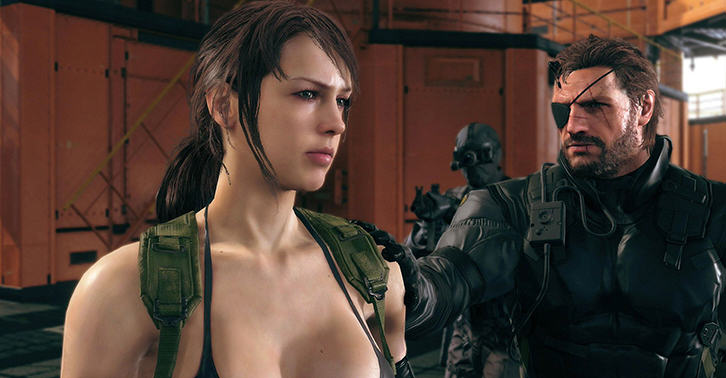 mgsfacebook 9 Things You Should Do In Metal Gear Solid 5: The Phantom Pain