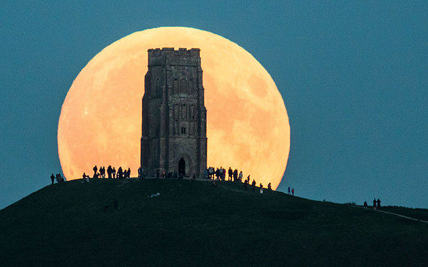 The Awesomeness Of The Super Blood Moon moon6