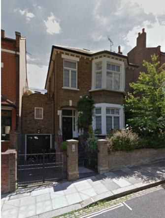 rickygervais lon16 Google Ricky Gervais Is Selling His London Gaff And Its NICE