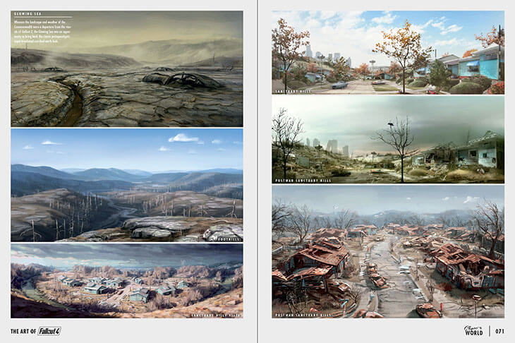 UNILAD 2957263 212749 Bethesda Have Released Some Absolutely Beautiful Fallout 4 Concept Art