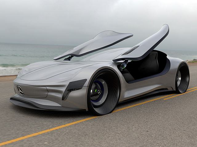 UNILAD 52180015 This New Mercedes Benz Concept Car Is Absolutely Jaw Dropping