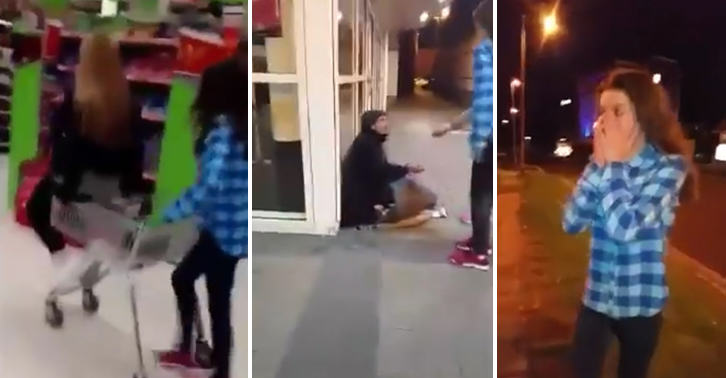 UNILAD FaceThumb51945 Teenage Girls Spend Last £15 Buying Homeless Man Blankets And Food