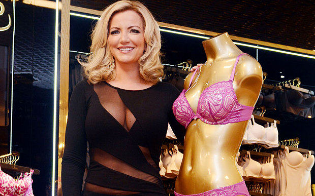 UNILAD Michelle mone 3474081b4519 Apparently, This Is The Sexiest Accent In Britain