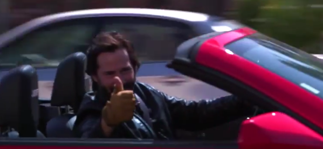 UNILAD Screen Shot 2015 10 08 at 21.36.378 Keanu Reeves And Jimmy Kimmel Produce Hilarious Speed Parody Sequel