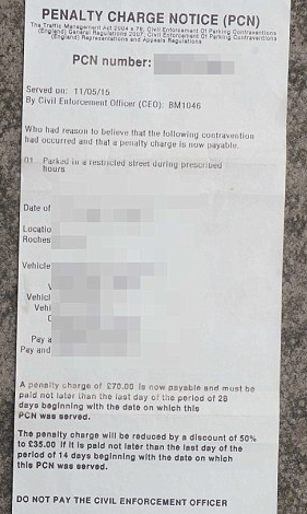Council Upholds Parking Fine Of Man Who Was Suffering Suspected Heart Attack UNILAD Screen Shot 2015 10 25 at 23.44.218482