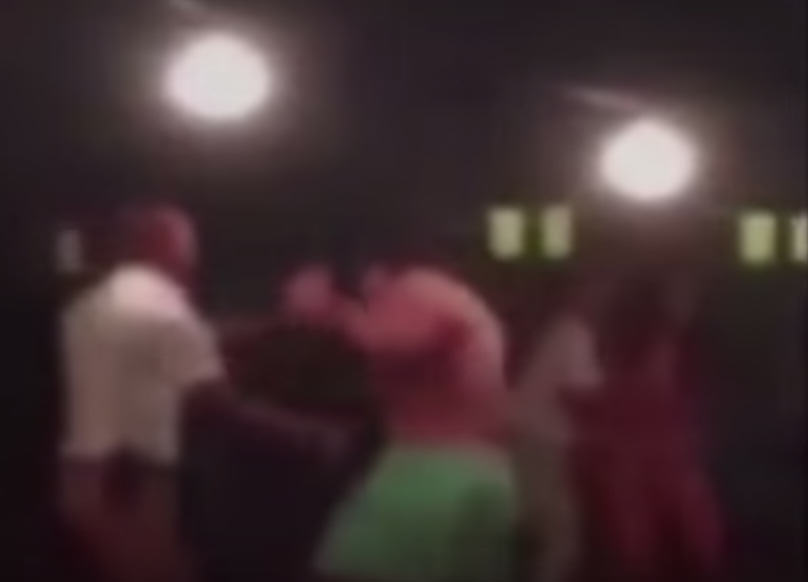 UNILAD Untitled 12 Football Star And His Girlfriend Get Into Beach Bar Brawl