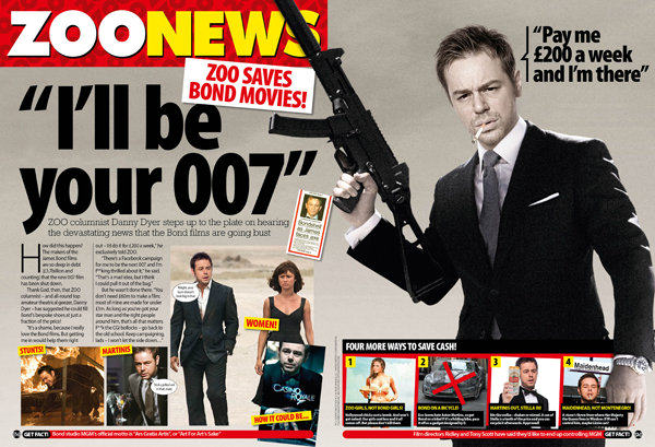 UNILAD Zoo90866 Danny Dyer Proves He Should Be Next 007 In Hilarious Dubbed Videos