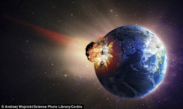 UNILAD asteroid hit65617 NASA Says A Huge Asteroid Will Just Miss Earth On Halloween