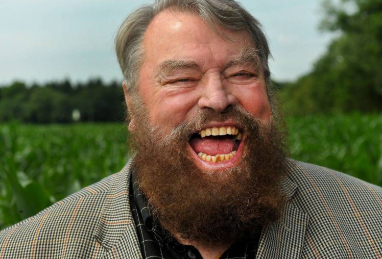 UNILAD brianb11 Brian Blessed Helped Woman Give Birth And The Storys Heroic And Weird