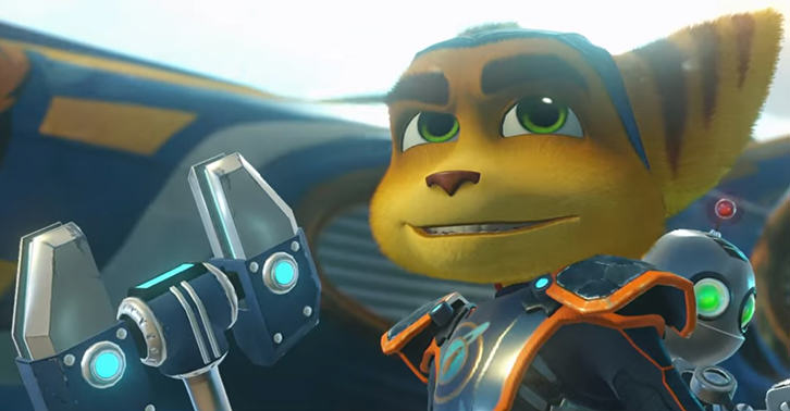 UNILAD clank2342540916 This New Ratchet & Clank Trailer Is Everything The Game Should Be