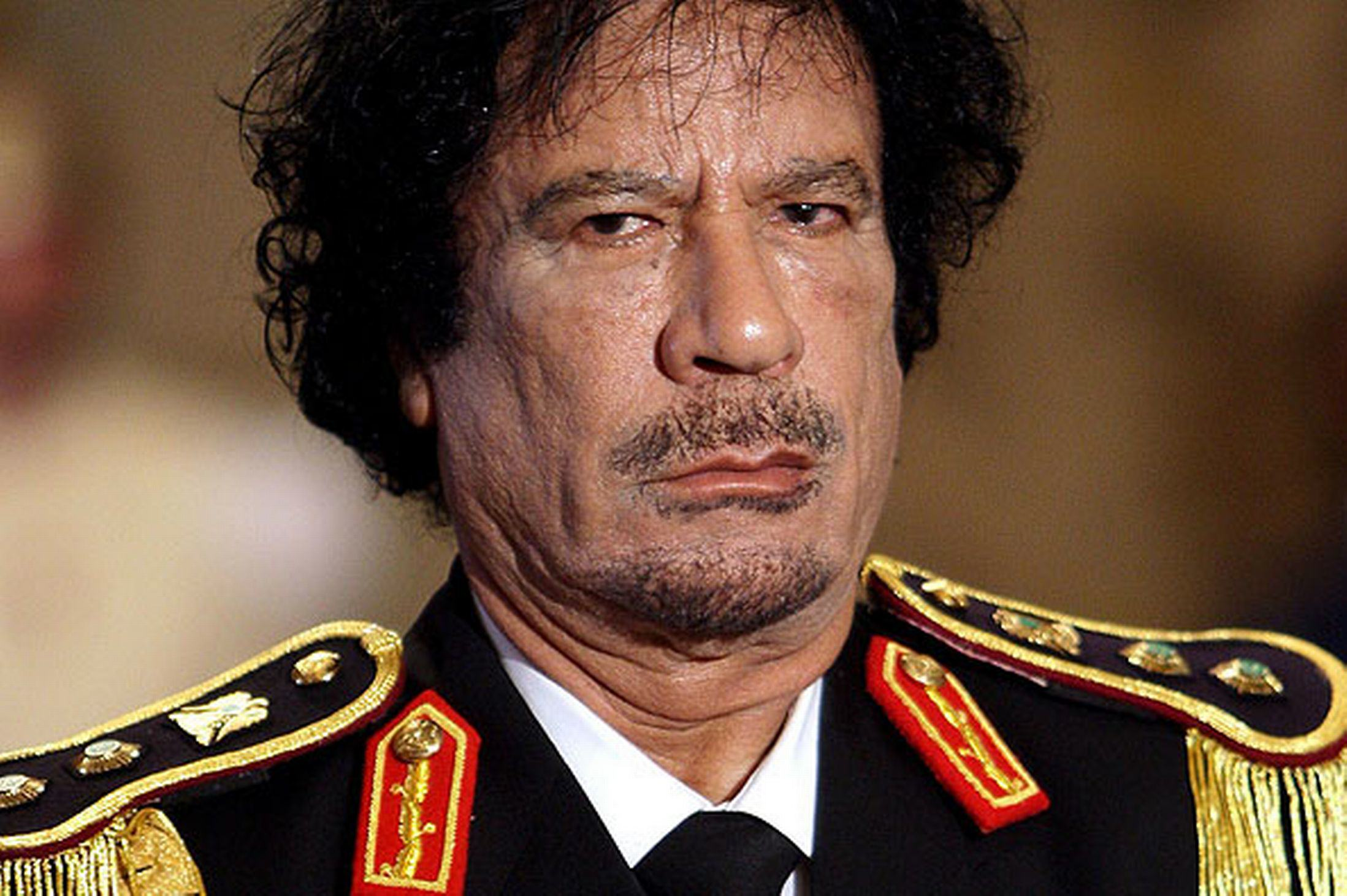 UNILAD colonel gaddafi pic reuters 6180439977 Leaked Email Shows Tony Blair Told Gaddafi To Hide And Avoid Capture