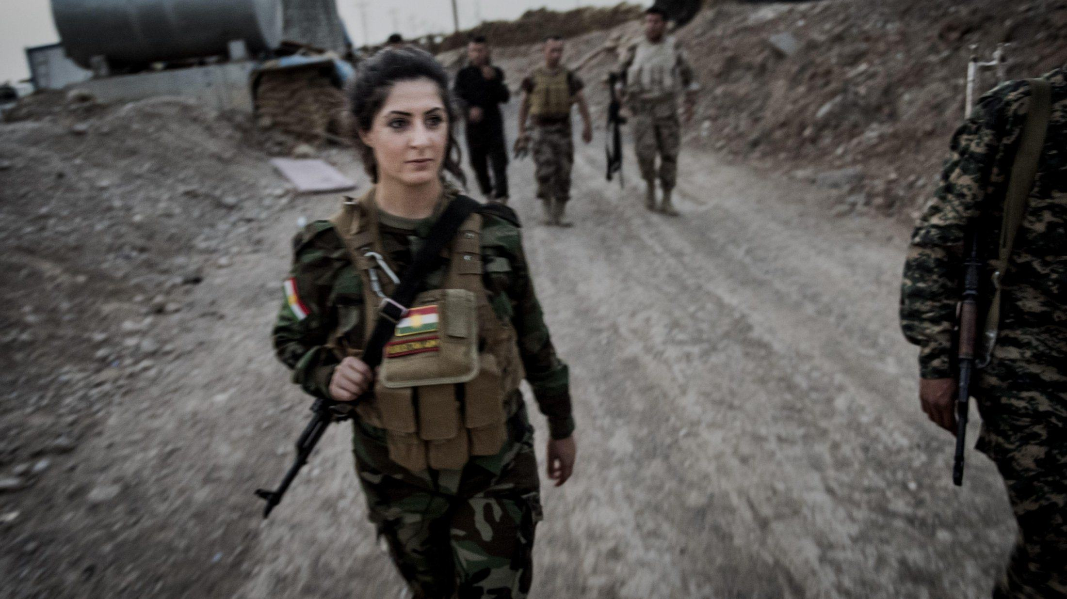Woman Dropped Out Of College To Fight ISIS, Has Passport Confiscated