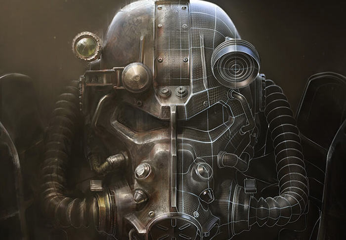UNILAD fallouthtumb64509 Bethesda Have Released Some Absolutely Beautiful Fallout 4 Concept Art
