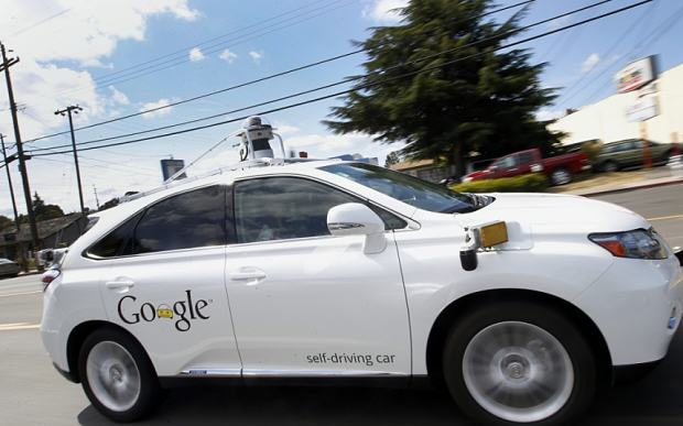 UNILAD googs 3481715b56495 Driverless Cars May Have Been Programmed To Kill And Heres Why