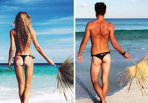 UNILAD insta lol7274 Who Wore It Better? These Guys Hilariously Mock Sisters And Girlfriends Instagram Pics
