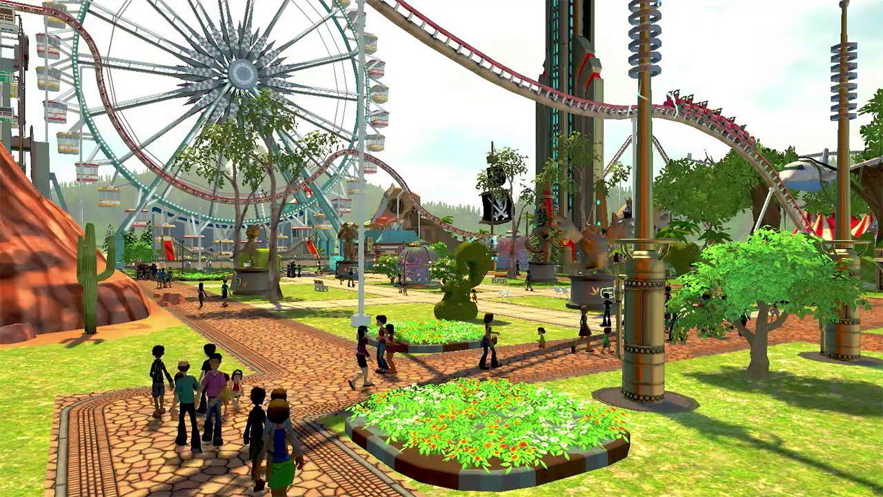 UNILAD maxresdefault92220 The Rollercoaster Tycoon World Beta Will Be Coming This Weekend
