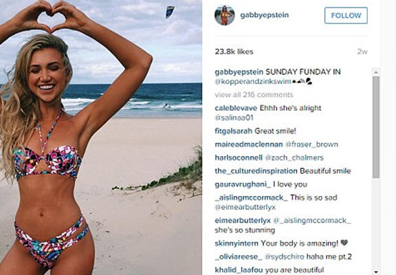 UNILADs This Model Earns More From A Selfie Than Four Days Work image