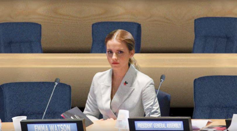 UNILAD more women emma watson 810x4502 Images Show Bleak Reality Of How Women Are Represented In Politics