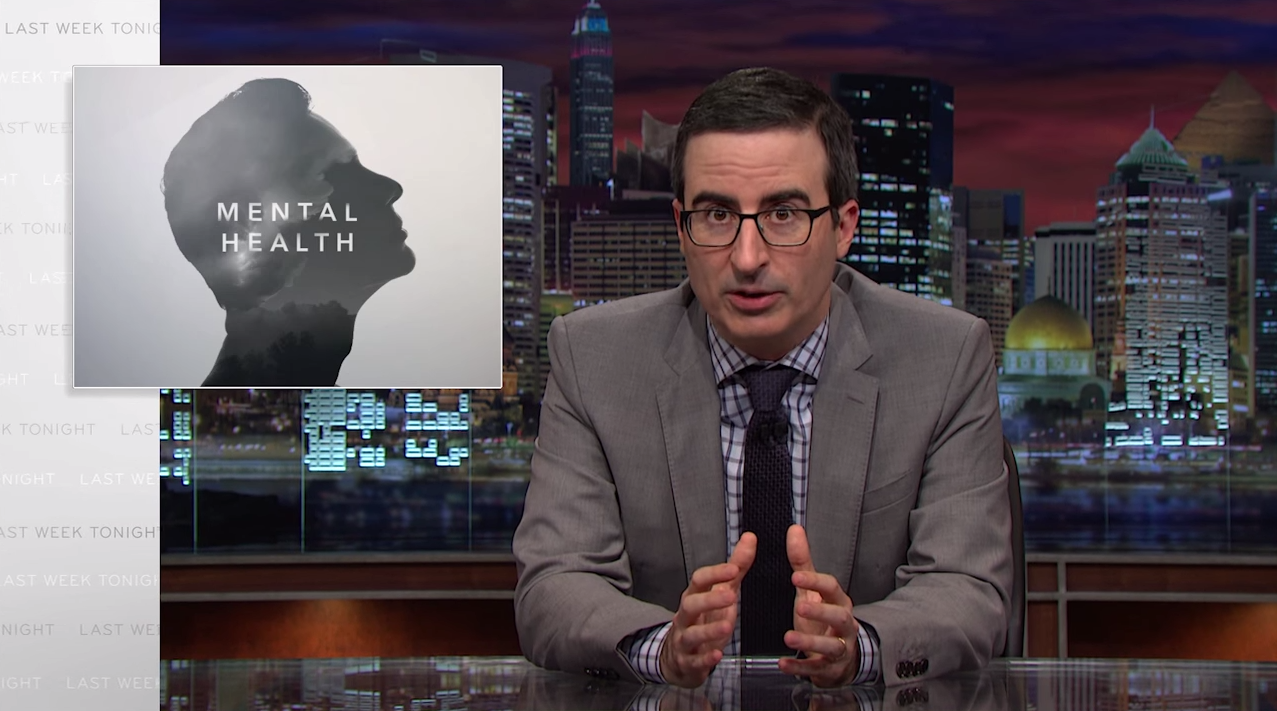 UNILAD oliver mental health 14 John Oliver Is P*ssed Off With Republicans Blaming Mass Shootings On Mental Illness