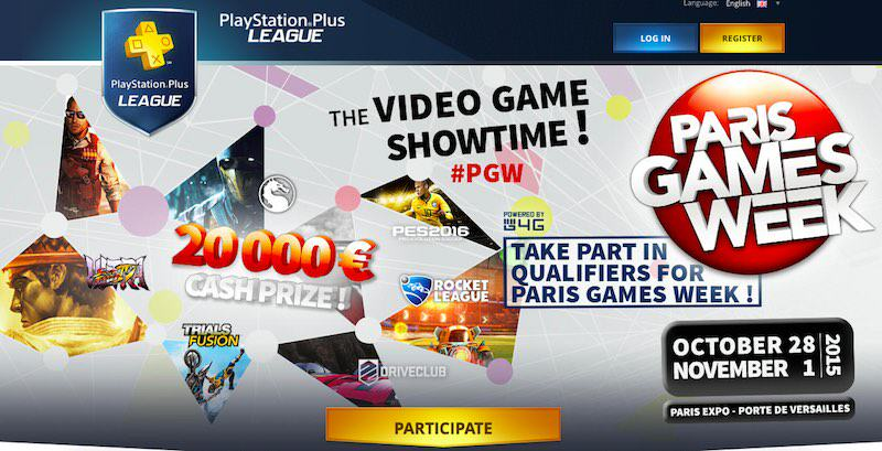 Sony To Launch Competitive Gaming Platform Playstation Plus League On PS4 UNILAD playstation plus league paris games week sony36691