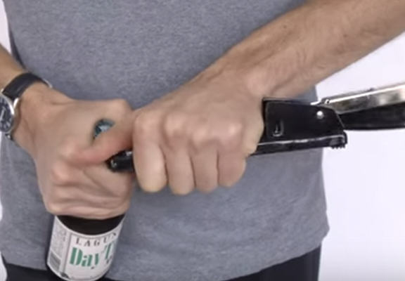 UNILAD stao web14 How To Open A Beer With Just About Anything Is One Life Hack You Need