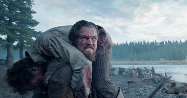 UNILAD the revenant leonardo dicaprio tom hardy ftr12101 Leonardo DiCaprio Slept In Animal Carcasses And Ate Raw Bison For New Role