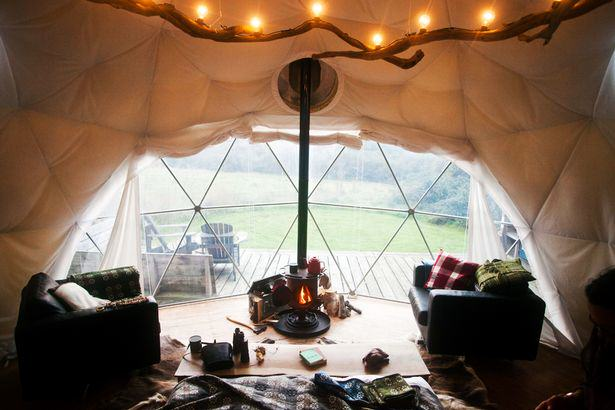 UNILAD yurt wales5 These Amazing Cabins Will Make You Want To Quit Your Job And Move