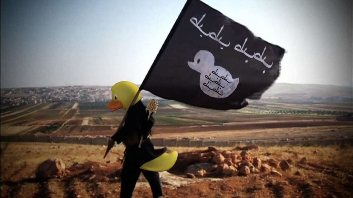 14 People Are Trolling The Shit Out Of ISIS Using Rubber Ducks