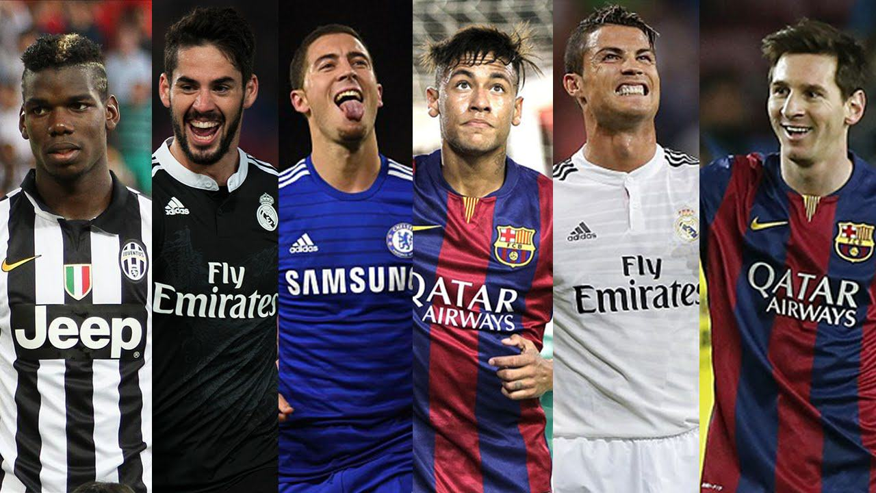 Five Times Messi Got The Better Of Ronaldo In 2015 2015
