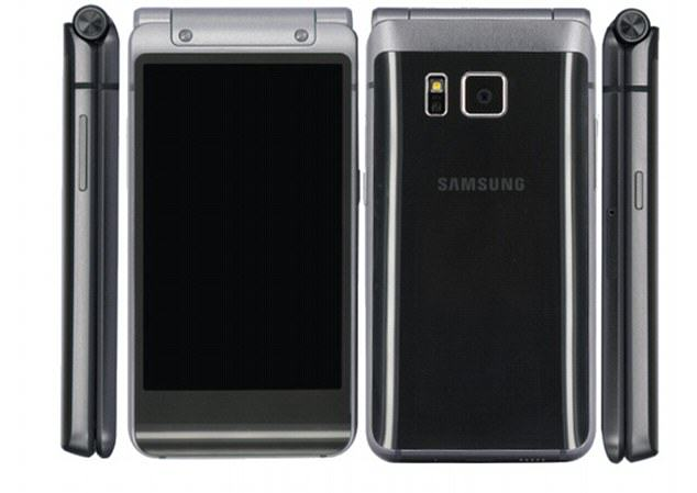 2E8F5D3800000578 0 image a 48 1447848786157 Leaked Images Show Samsung Are Making A Smart Flip Phone