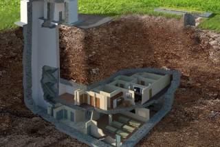 Guy Builds Epic Underground Bunker, It Goes On Sale For £11.5 Million