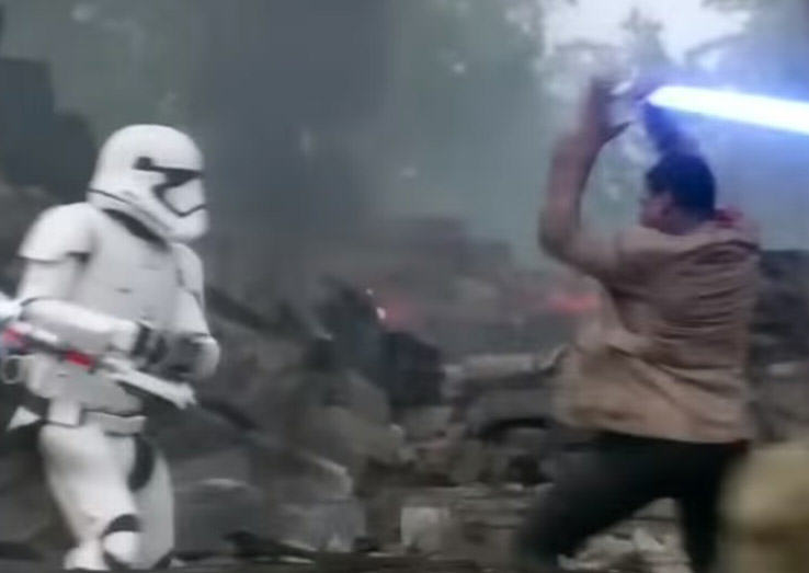 Duel Exciting Unseen Footage Revealed In New Star Wars Teaser