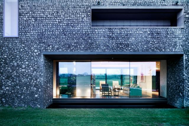 This Is The Official 2015 House Of The Year   But It Cost £2 Million Flint House3 640x426
