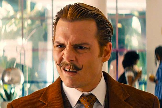 Mortdecai Here Are The Top 10 Shittest Films Of The Year