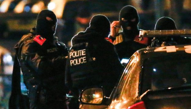 Screen Shot 2015 11 23 at 02.20.15 16 Arrested By Belgian Police During Anti Terror Raids In Brussels And Charleroi