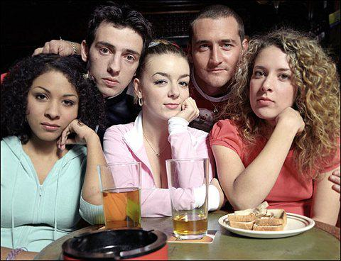 Two pints wt l 1 With BBC 3 Set To Close We Look At Its Five Best Shows