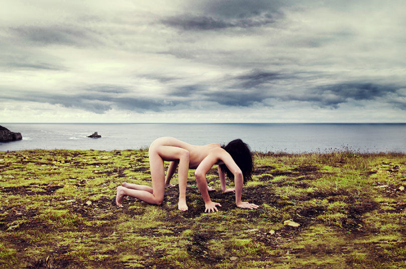 Photographer Takes Surreal Nudes To Explore Her Everyday Thoughts UNILAD 271692