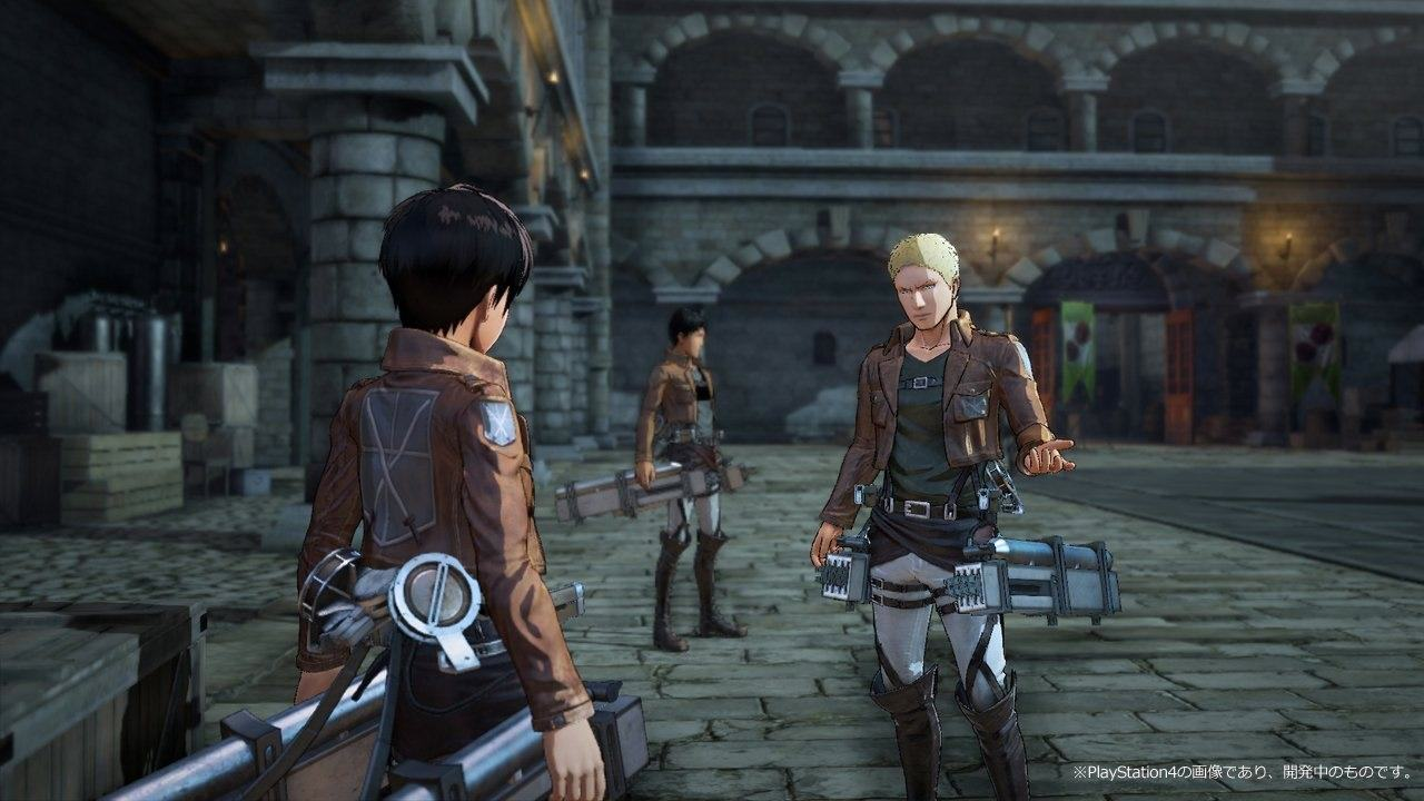 Another Attack On Titan Gameplay Trailer Has Released Alongside Screenshots UNILAD 2960957 27776