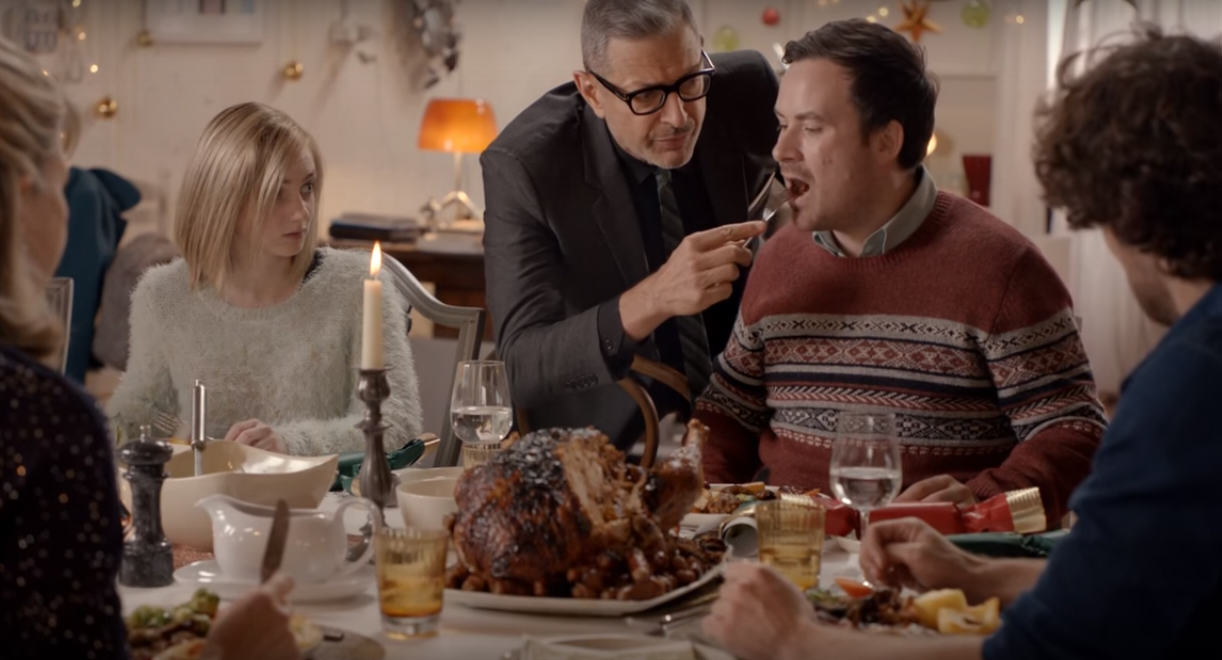 Forget John Lewis, These Xmas Adverts With Jeff Goldblum Are All You Need This Year UNILAD 329139