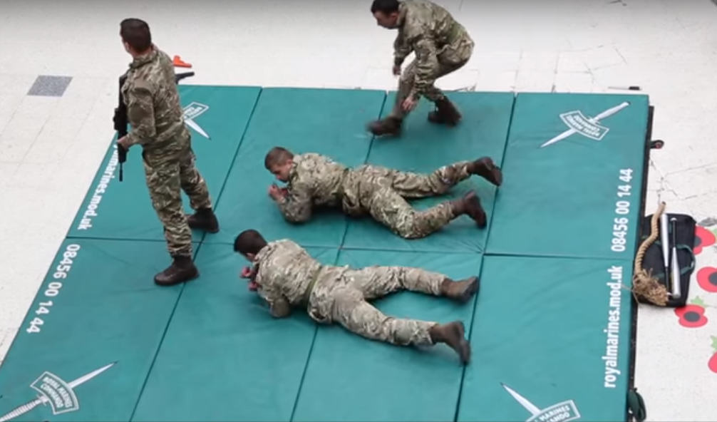 Royal Marines Reveal Incredible Unarmed Combat Techniques In Video UNILAD 522700