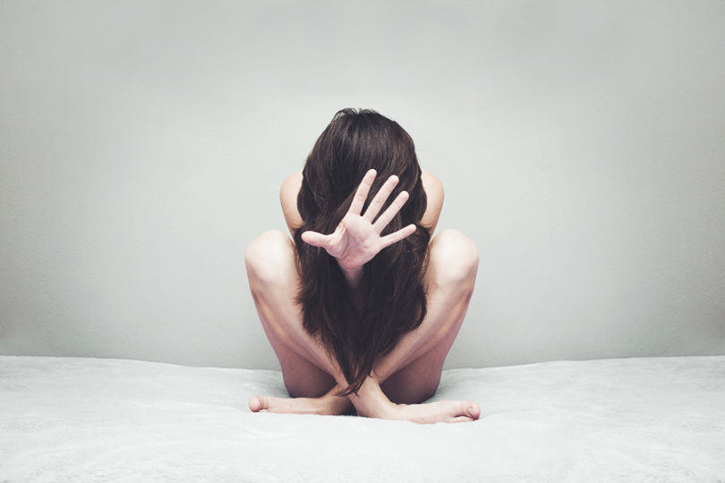 Photographer Takes Surreal Nudes To Explore Her Everyday Thoughts UNILAD 752249