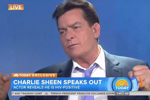 UNILAD Charlie Sheen96442 Charlie Sheen Goes Into Detail About His Battle With HIV
