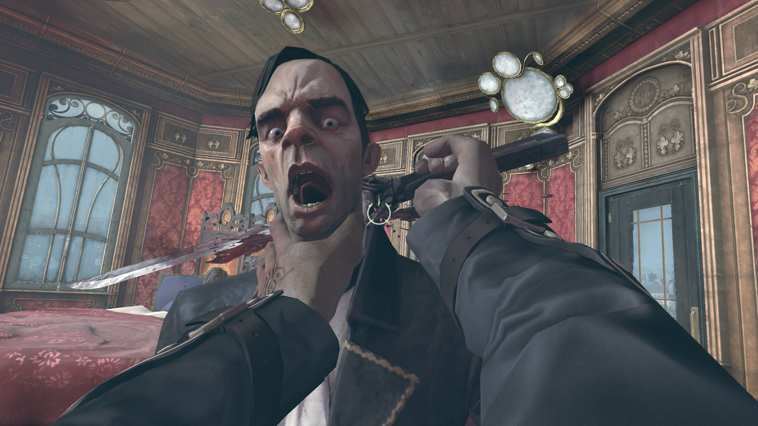 Brutally Stylish Dishonored Run Shows How Slick The Game Can Be UNILAD Dishonored 2012 11 14 12 37 37 8293674
