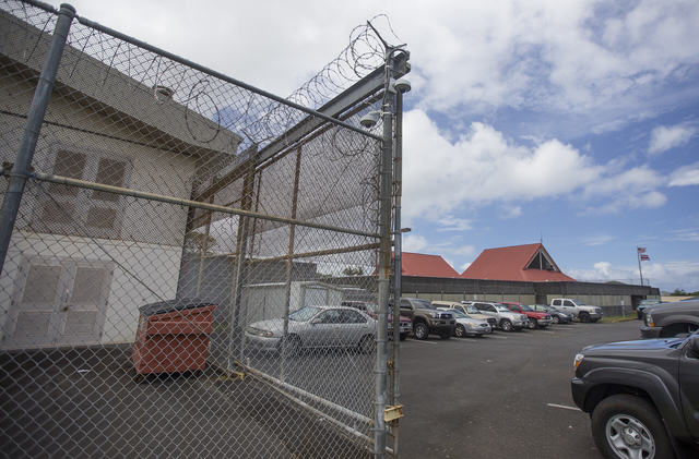 UNILAD HOLLYN JOHNSONTribune Herald The Hawaii Community Correctional Center.23480 Inmates Screaming, Throwing Faeces: Life In Facility For Mentally Ill Convicts Revealed