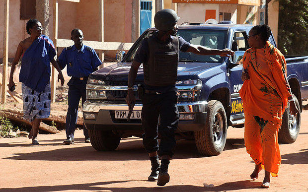 Death Toll Rises As Terrorists Kill Hostages In Mali Hotel UNILAD Malian security fo 3505762b8960