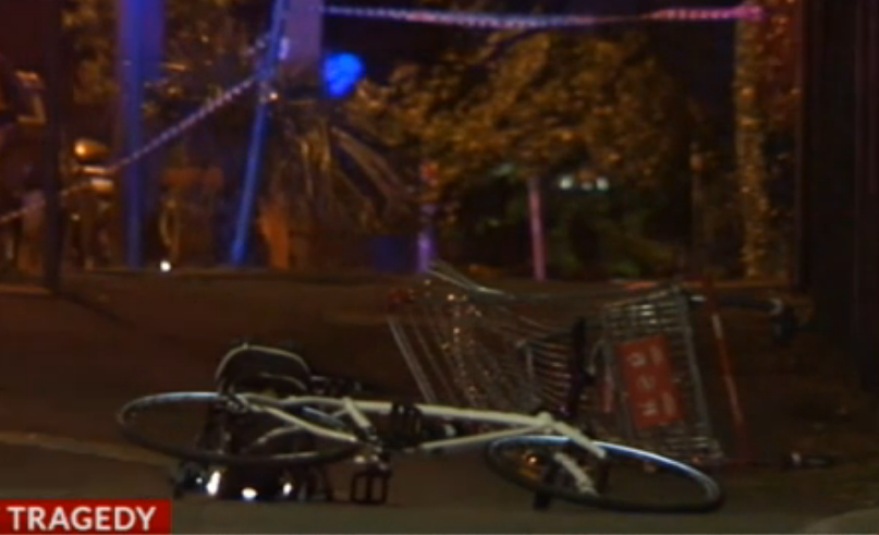UNILAD Screen Shot 2015 11 10 at 12.05.1172271 Man Dies After Riding Shopping Trolley Into Traffic At 50mph
