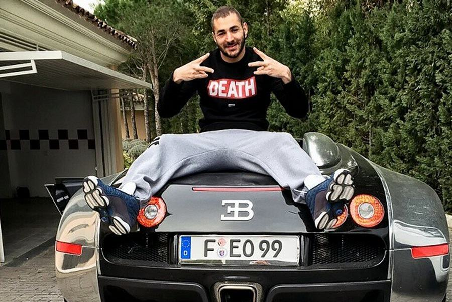 France Forward Karim Benzema Facing Prison Over Sextape Blackmail Plot UNILAD benzy bl46624