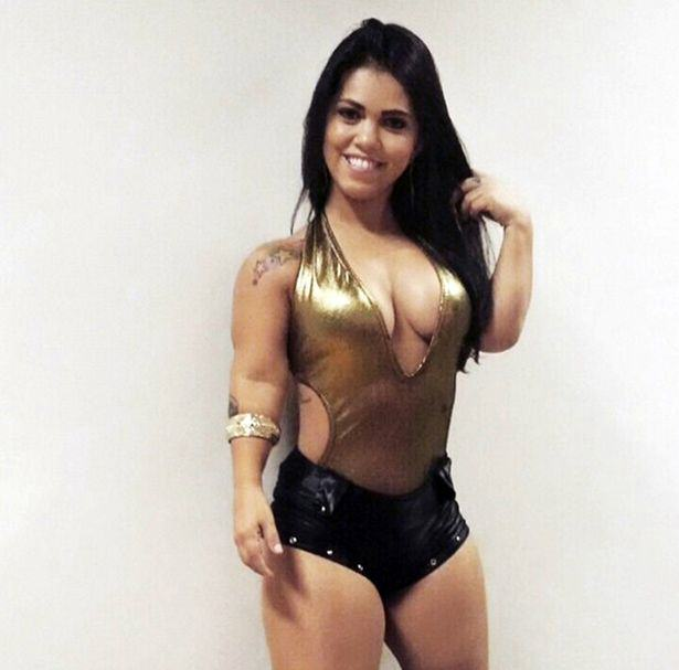UNILAD cen98324 This Brazilian Model And Actress Is The Worlds Sexiest Dwarf