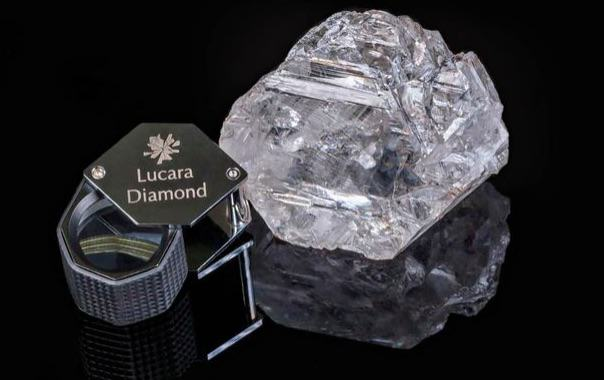 UNILAD diamond8644 The Worlds Second Largest Diamond Of All Time Has Been Discovered